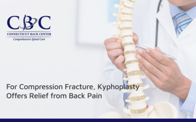 For Compression Fracture, Kyphoplasty Offers Relief from Back Pain